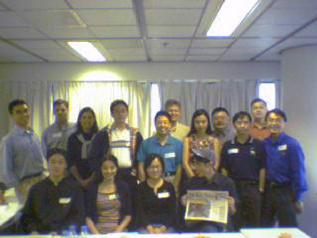 Orientation Program for New Students Fall 2001