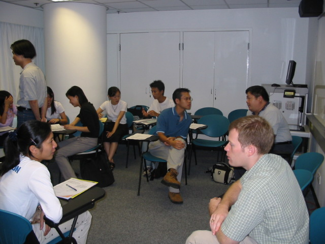Orientation for UT New Students @ City Univerisity