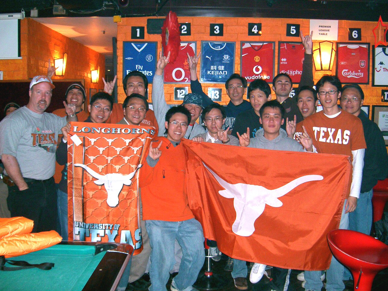 Longhorn Bowl Game Live Party @ Skitz