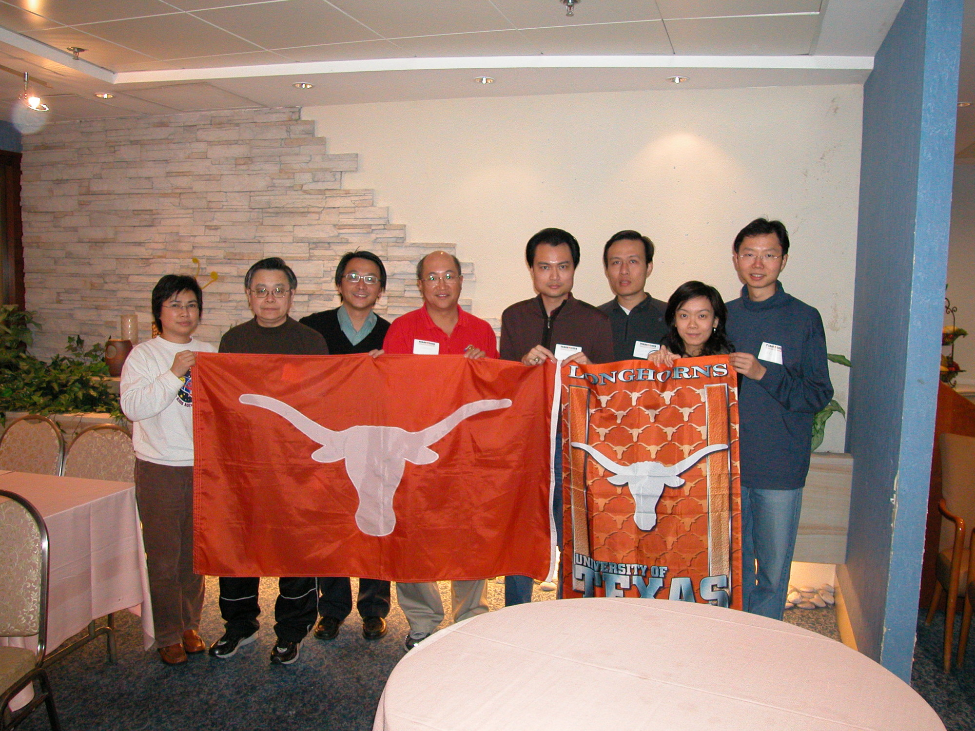 Texas Independence Day Dinner and Annual General Meeting @ Shing Hin, the High Table