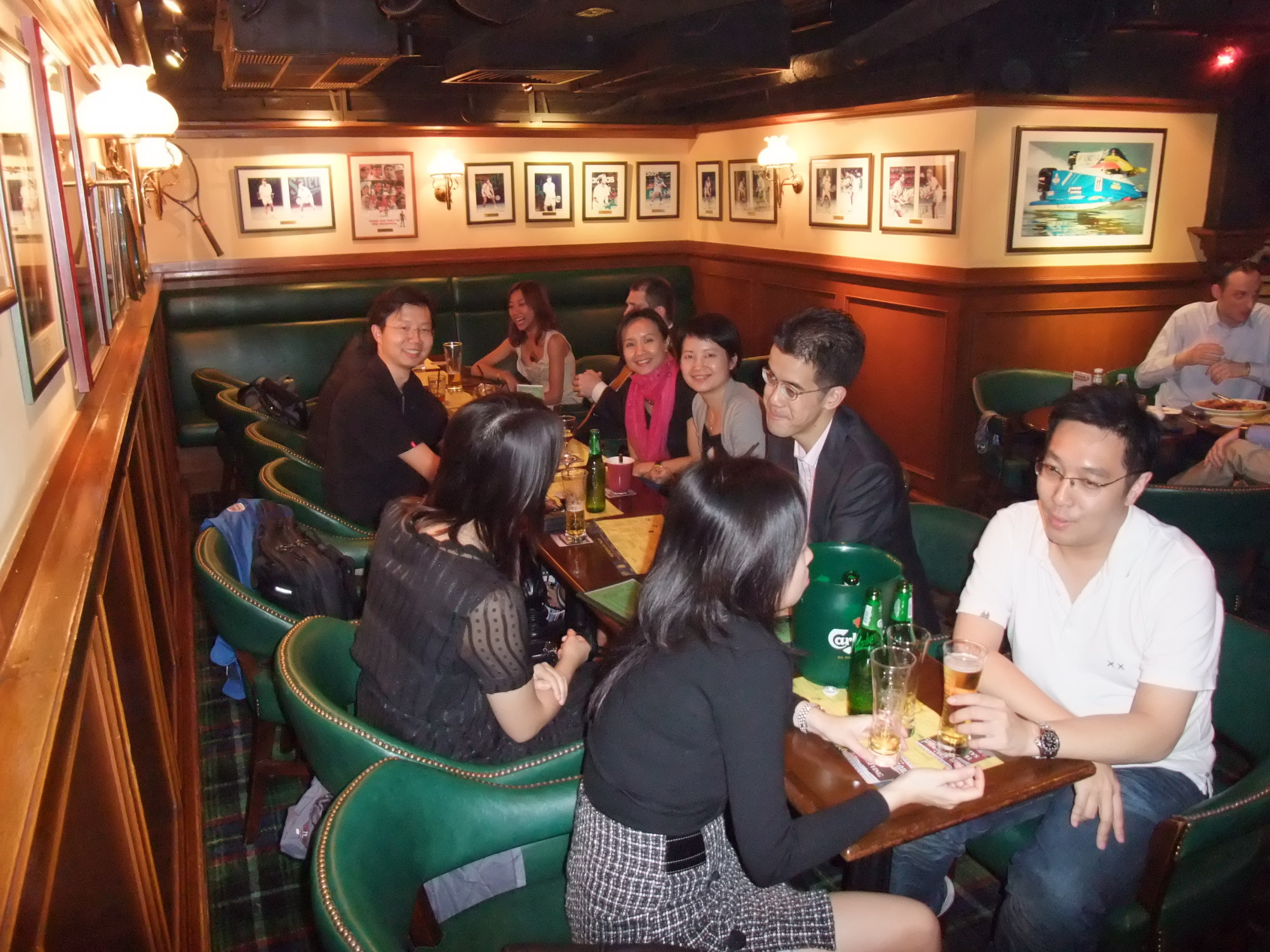 Happy Hour Gathering @ Dickens Bar