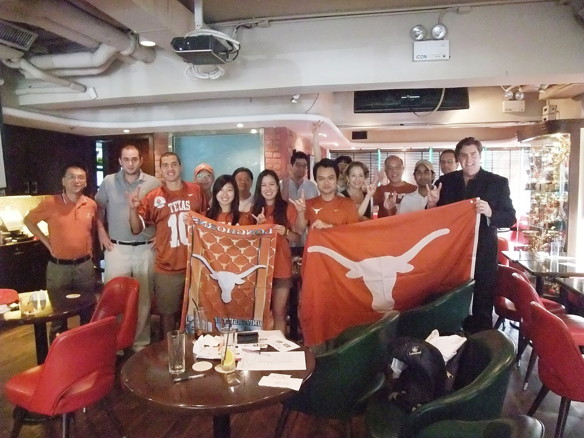 Texas at Oklahoma State Live Viewing Party