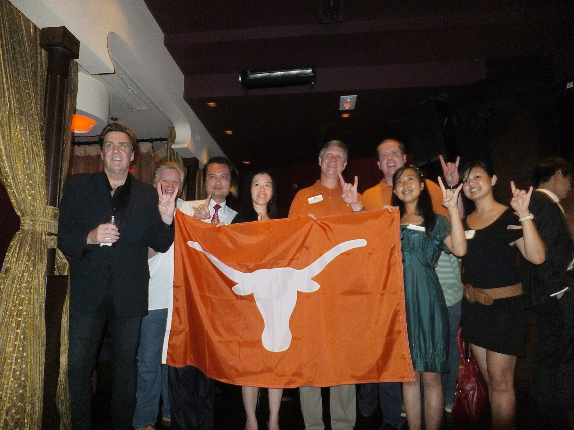 Special Happy Hour with Current UT Students of CIBER Programs