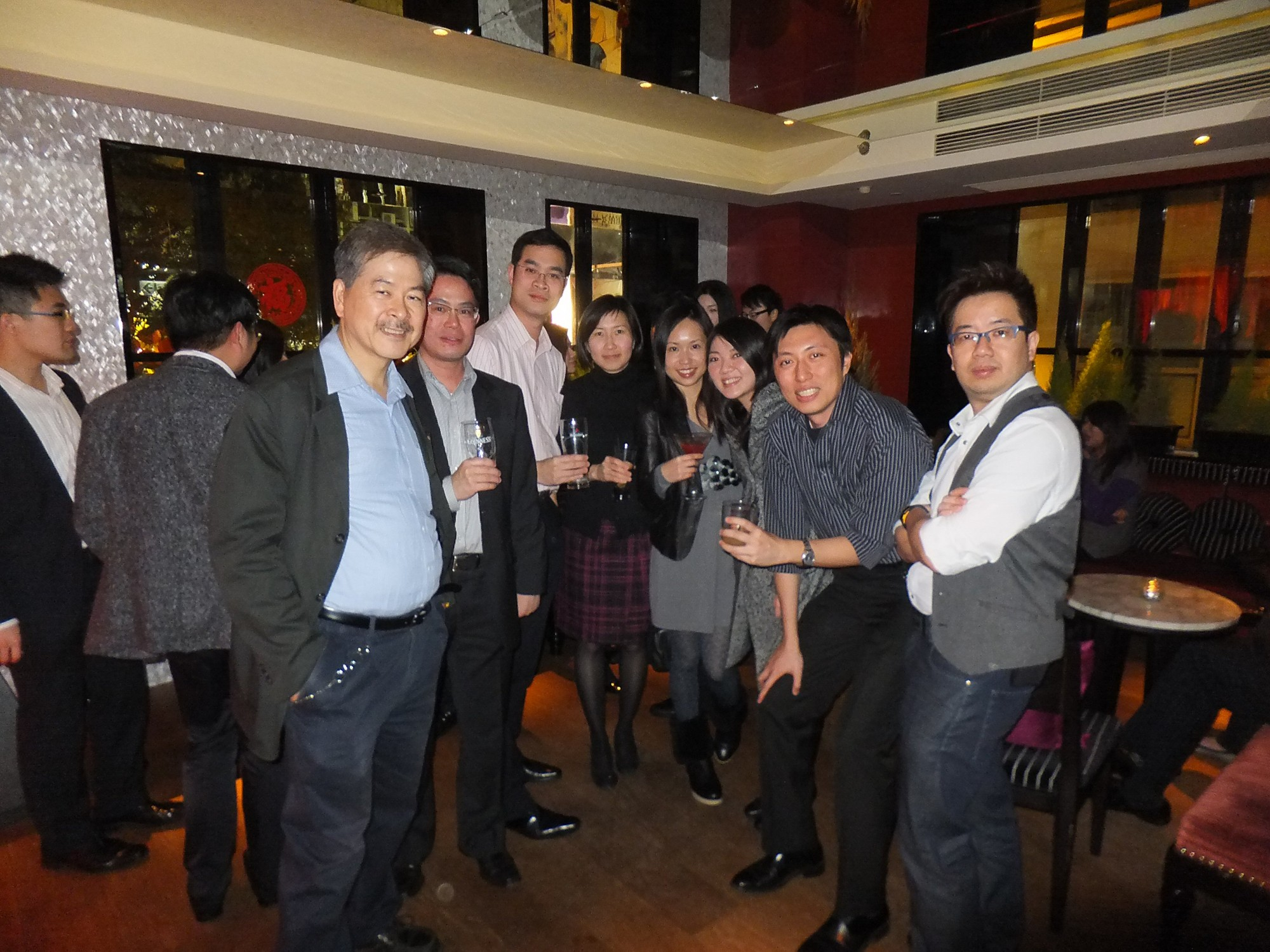 Pre-Chinese New Year Happy Hour with UCLA Alumni