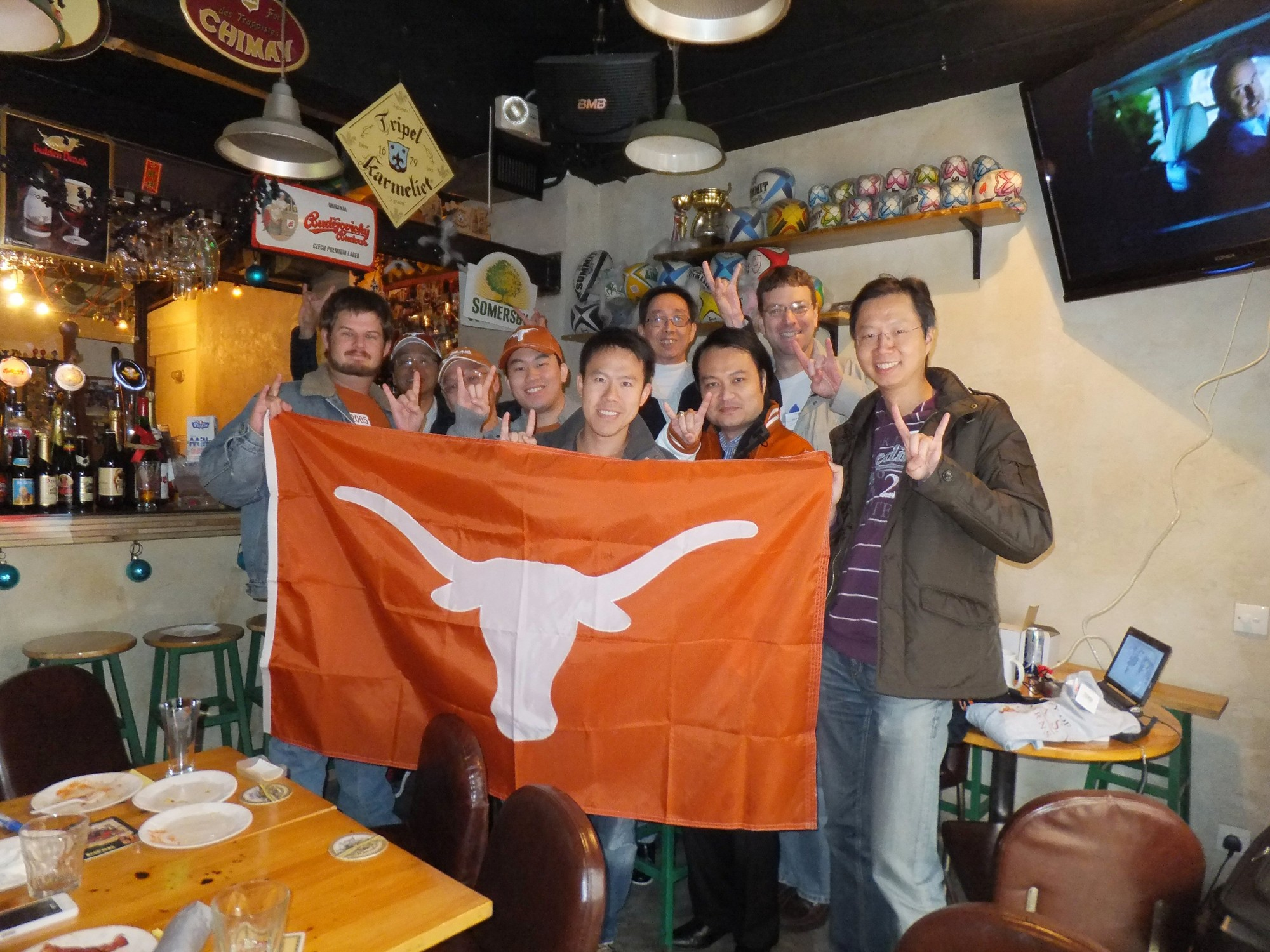 Texas Bowl Game Live Watching Party