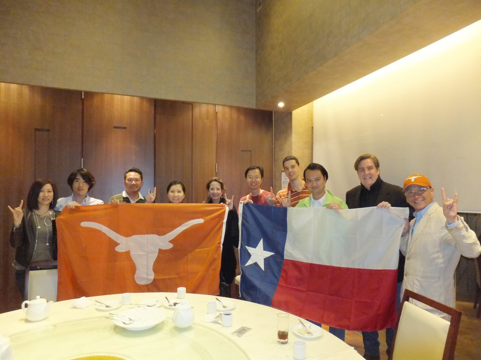 HKTX Annual General Meeting 2013 and Texas Independence Day Dinner