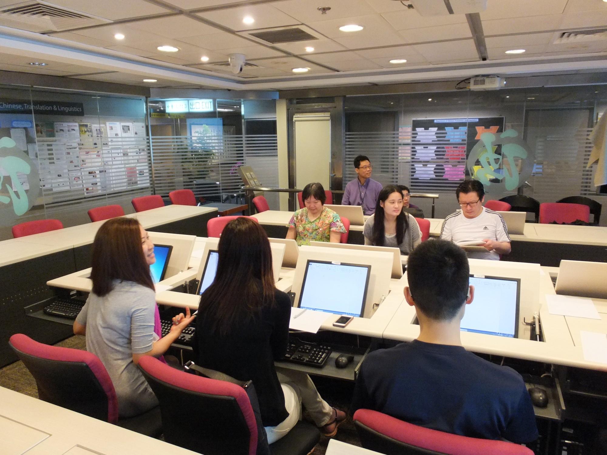 Seminar on Jyutping by Caesar Lun / Dim Sum Lunch