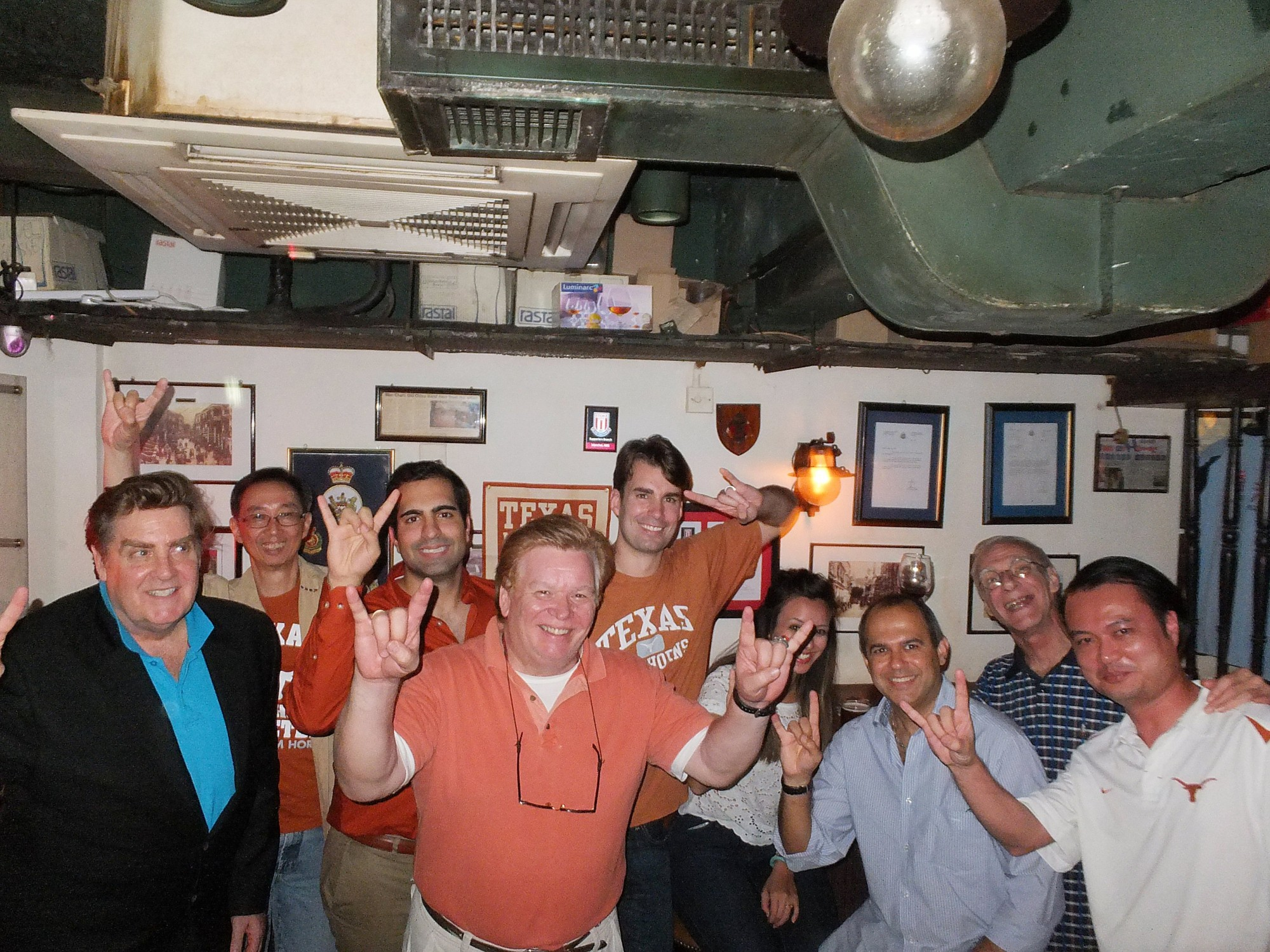 Texas Football Watching Party – Red River Rivalry