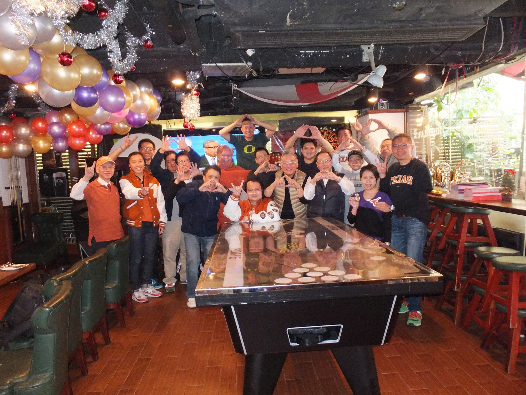 Texas Bowl Game Live Watching + New Year's Eve Party