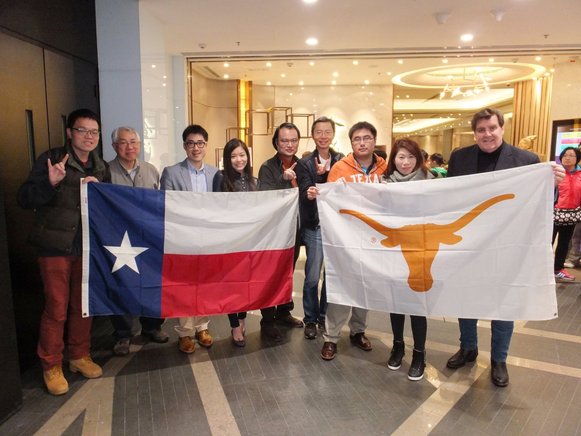 Annual General Meeting and Texas Independence Day Dinner