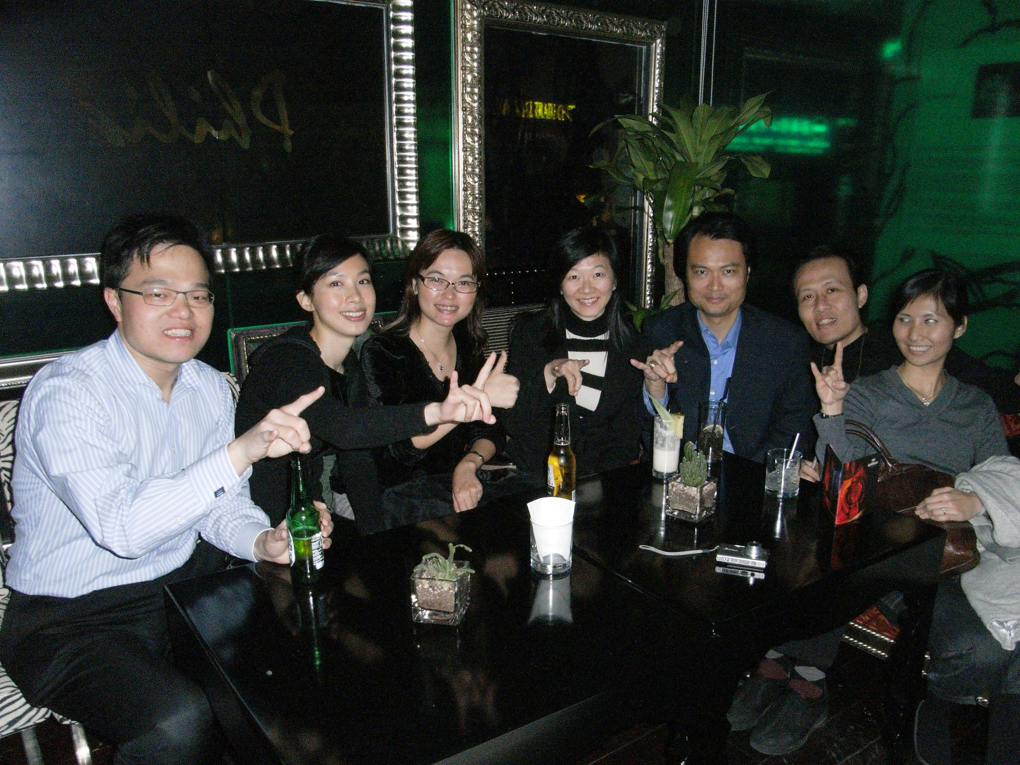 Hong Kong Inter-Club Alumni Monthly Happy Hour – November 2007
