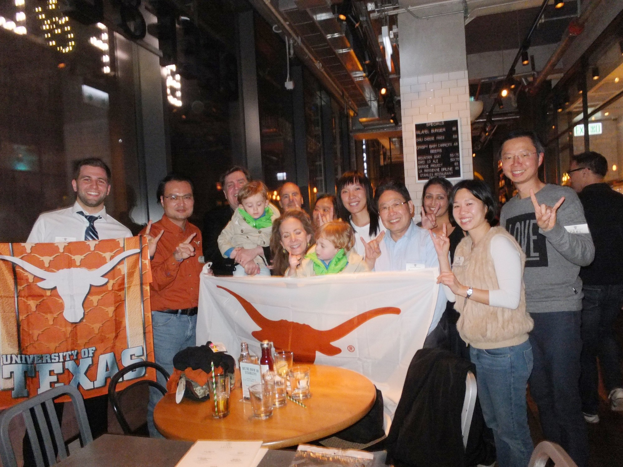 AGM 2016 / Texas Independence Day Dinner / 15th Anniversary Celebration / Project Worldwide