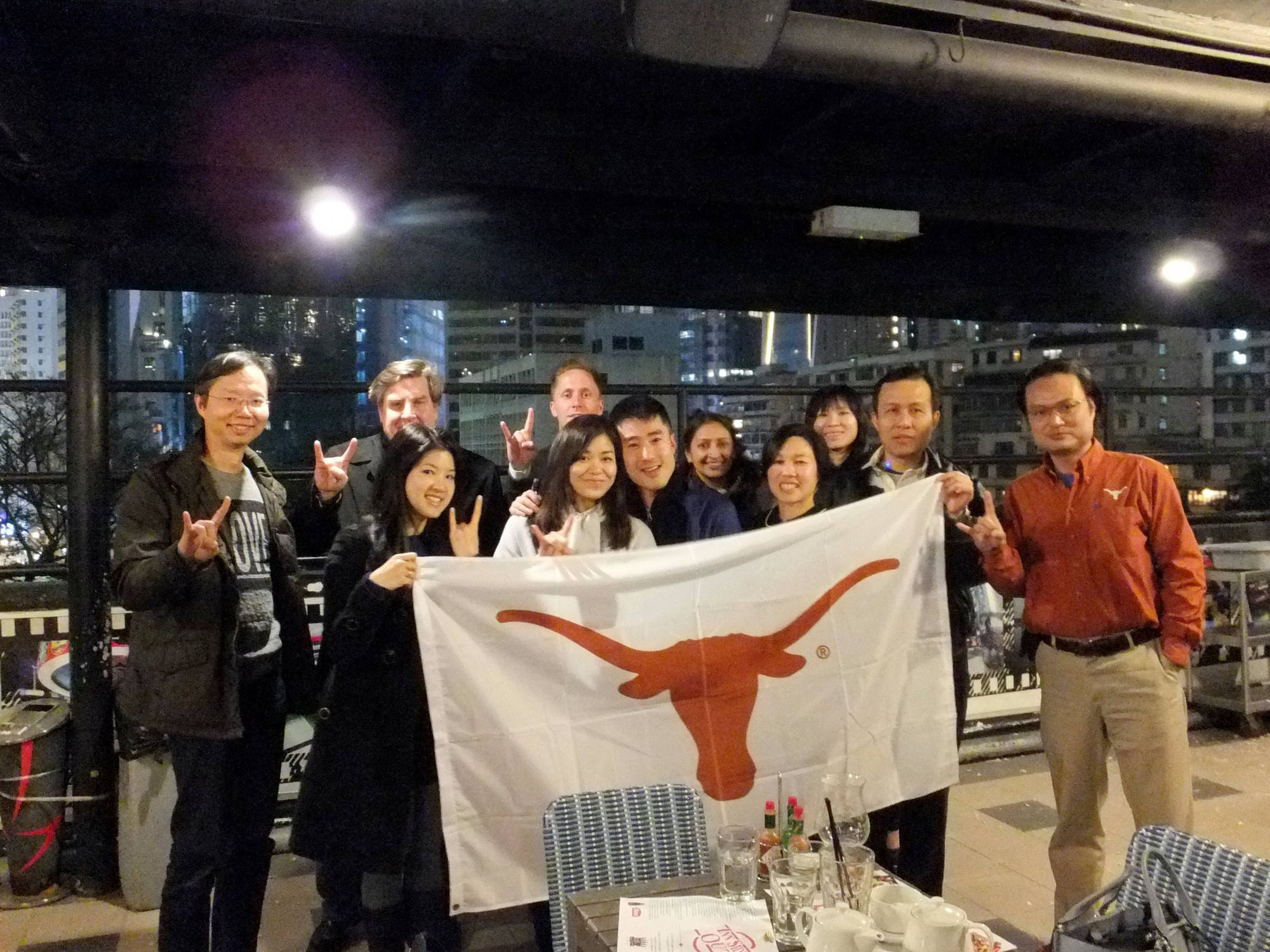 Texas Independence Day Dinner + AGM 2017