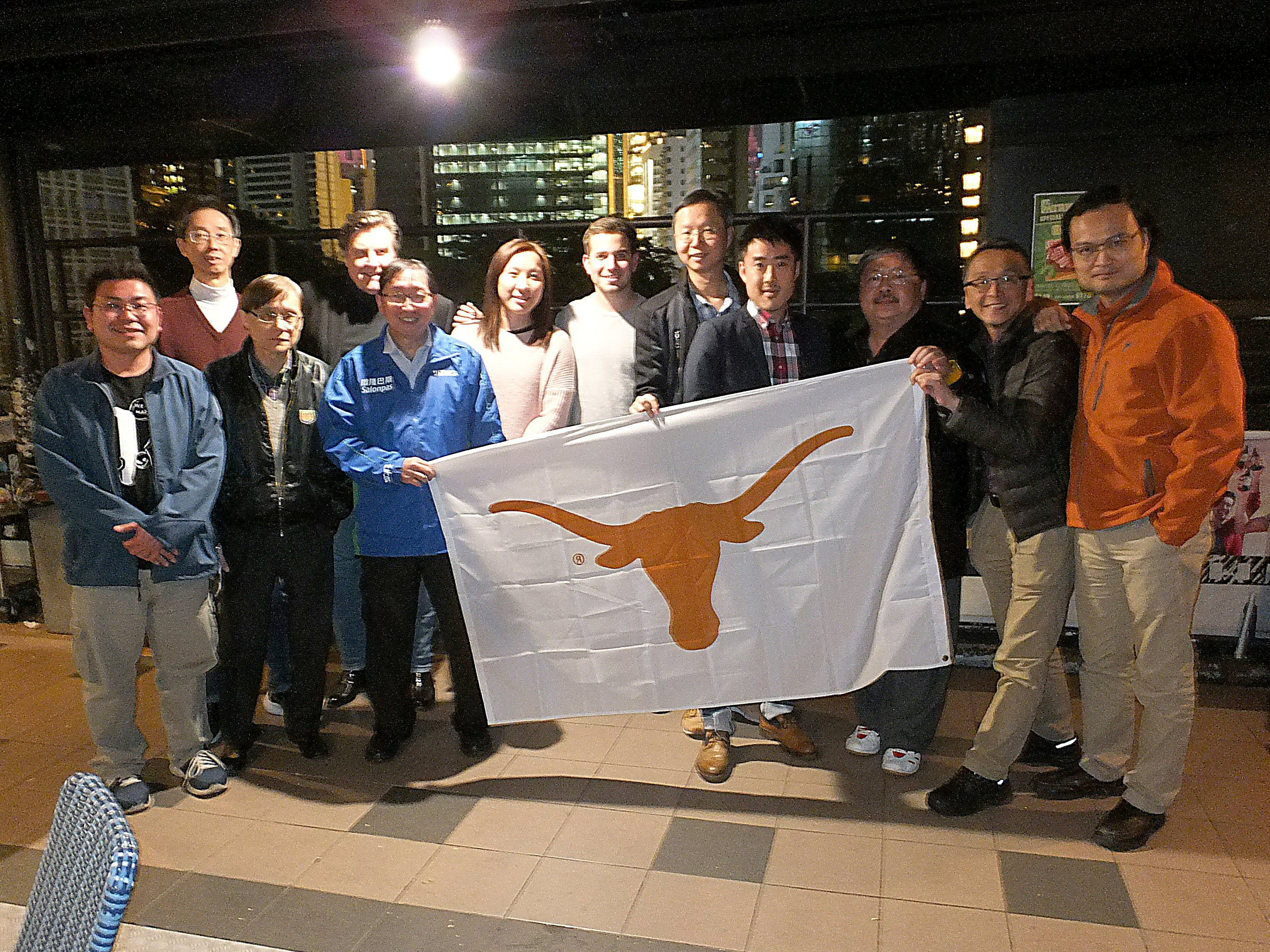 Texas Independence Day Dinner and Annual General Meeting 2018