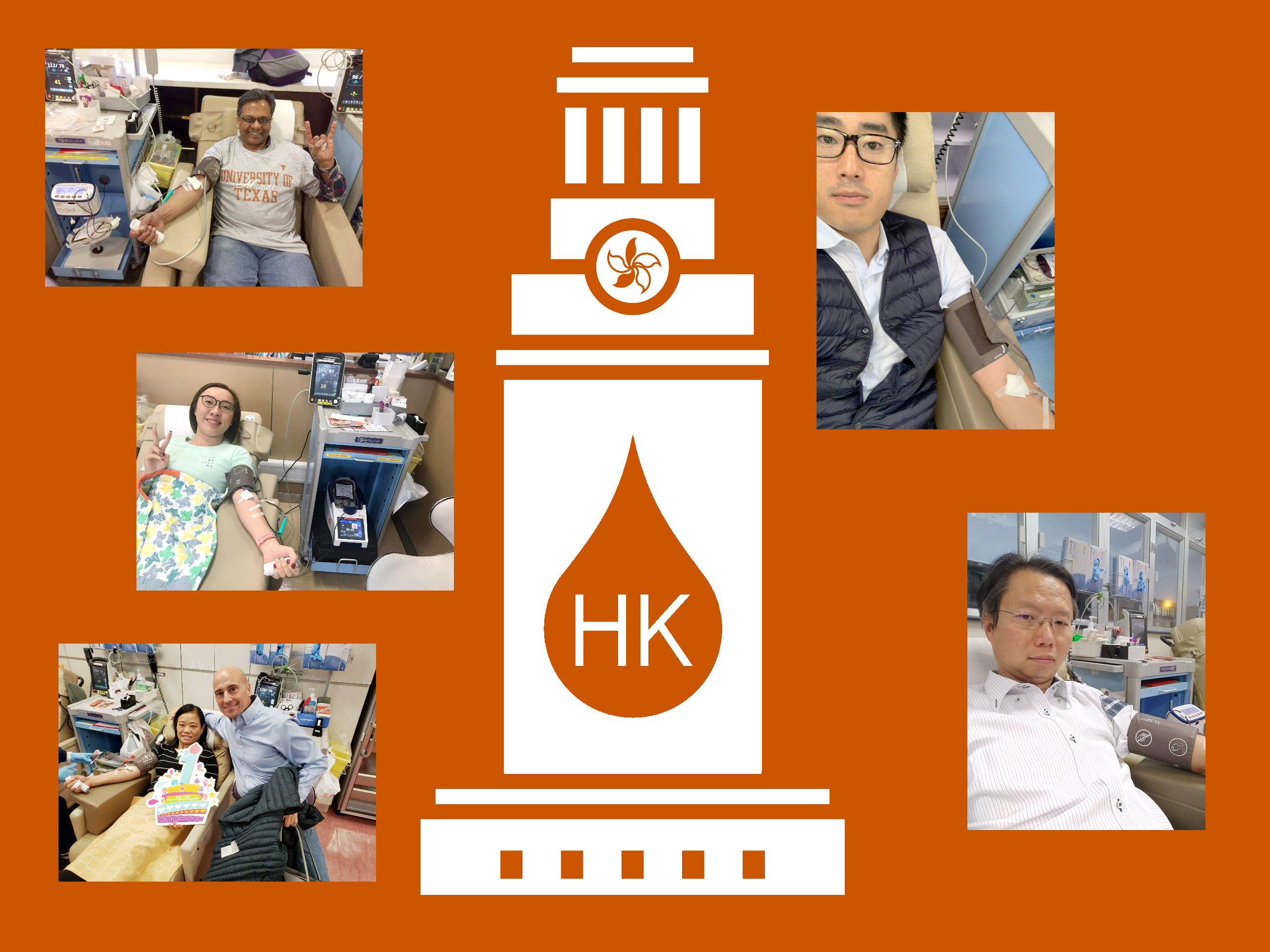 Project Worldwide: HKTX Blood Drive 2019